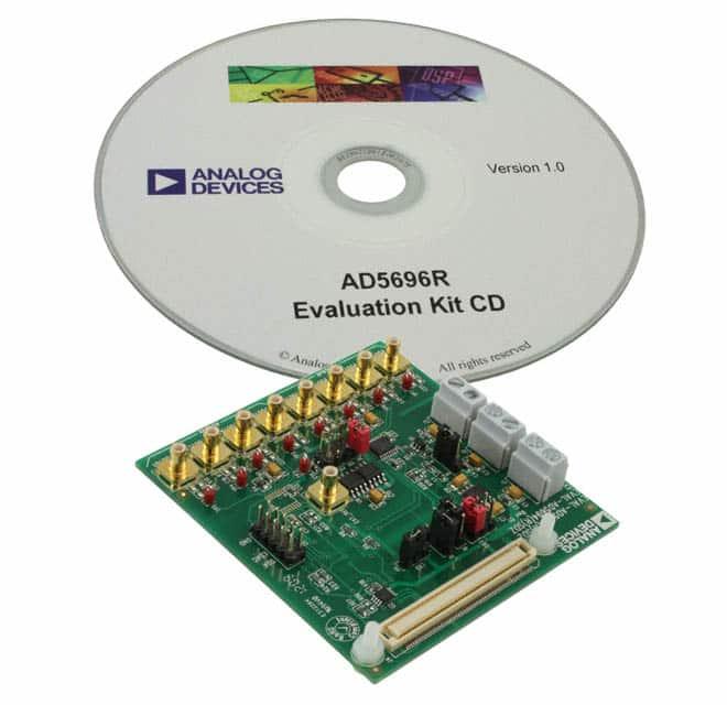 EVAL-AD5696RSDZ_评估板开发IC工具