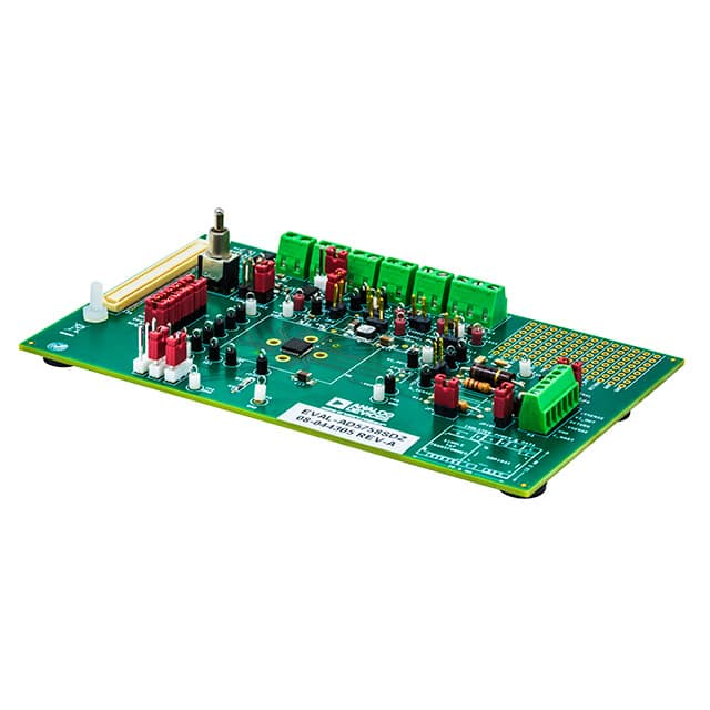 EVAL-AD5758SDZ_评估板开发IC工具