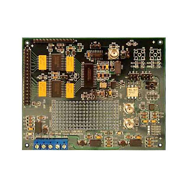 THS5651EVM_评估板开发IC工具