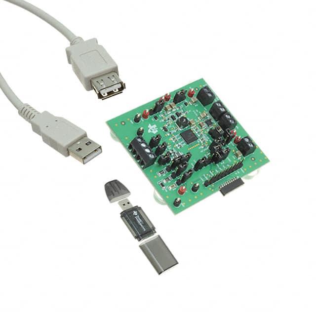 DAC8771EVM_评估板开发IC工具