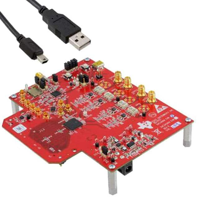 DAC34H84EVM_评估板开发IC工具