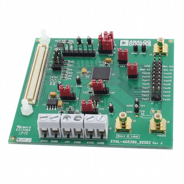 EVAL-AD5392SDZ_评估板开发IC工具