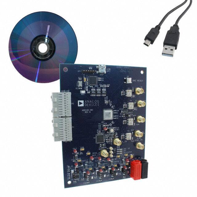 AD9148-EBZ_评估板开发IC工具
