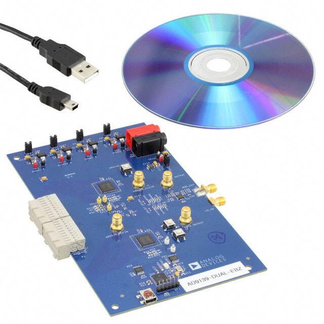 AD9139-DUAL-EBZ_评估板开发IC工具
