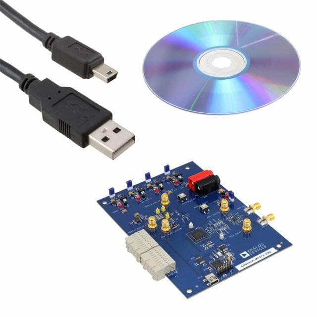 AD9142A-M5372-EBZ_评估板开发IC工具