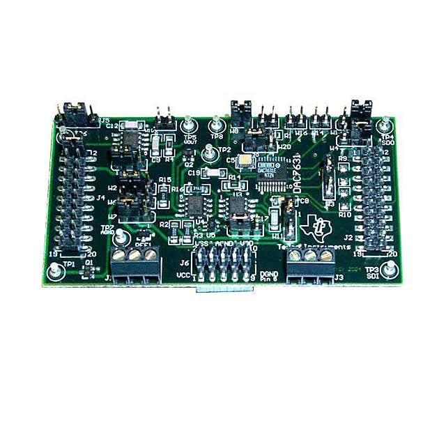 DAC7631EVM_评估板开发IC工具