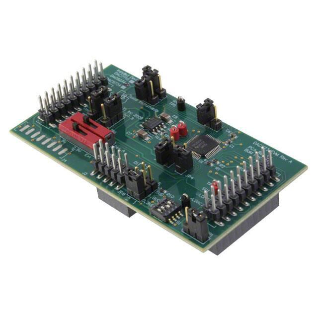 DAC8234EVM_评估板开发IC工具