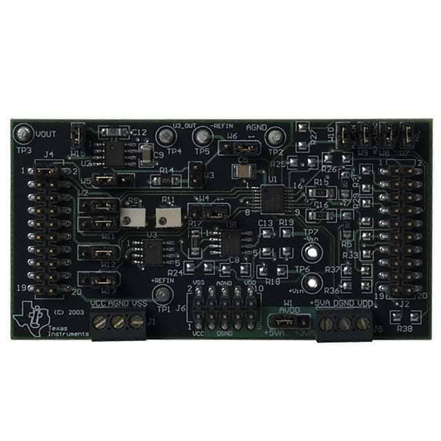 DAC5573EVM_评估板开发IC工具