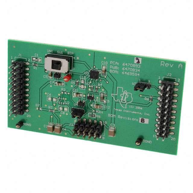 DAC8832EVM_评估板开发IC工具