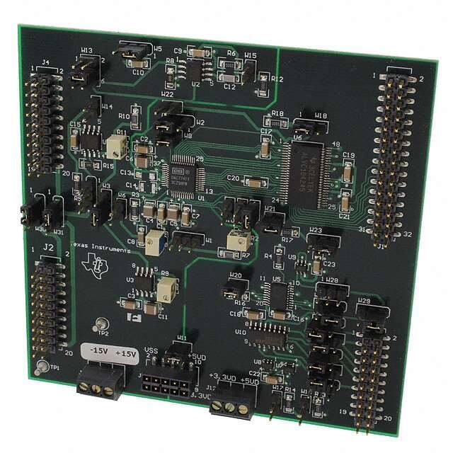 DAC7741EVM_评估板开发IC工具