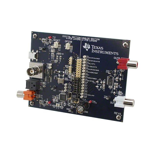 PCM5101EVM-U_评估板开发IC工具