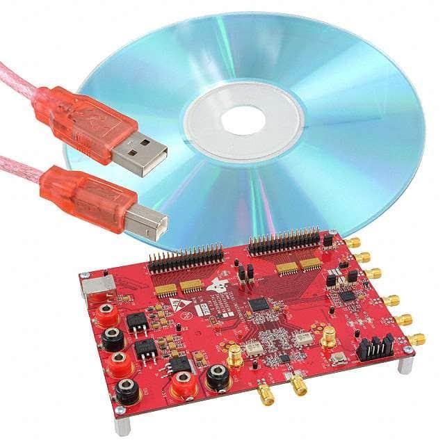DAC5689EVM_评估板开发IC工具