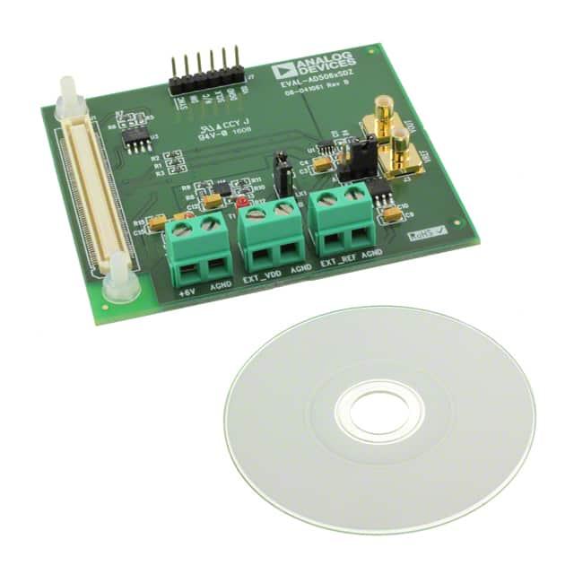 EVAL-AD5062SDZ_评估板开发IC工具
