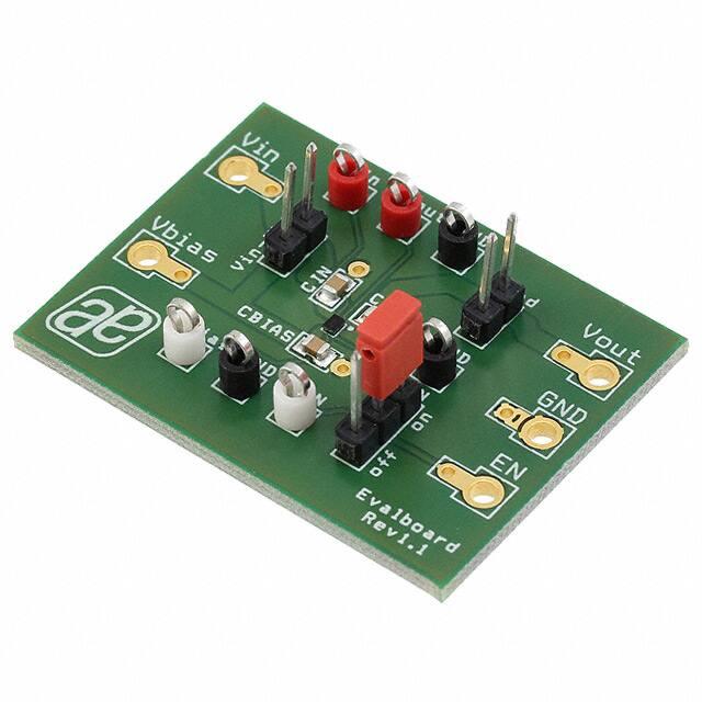 AS1372-WL-12_EK_ST_电源管理IC开发工具