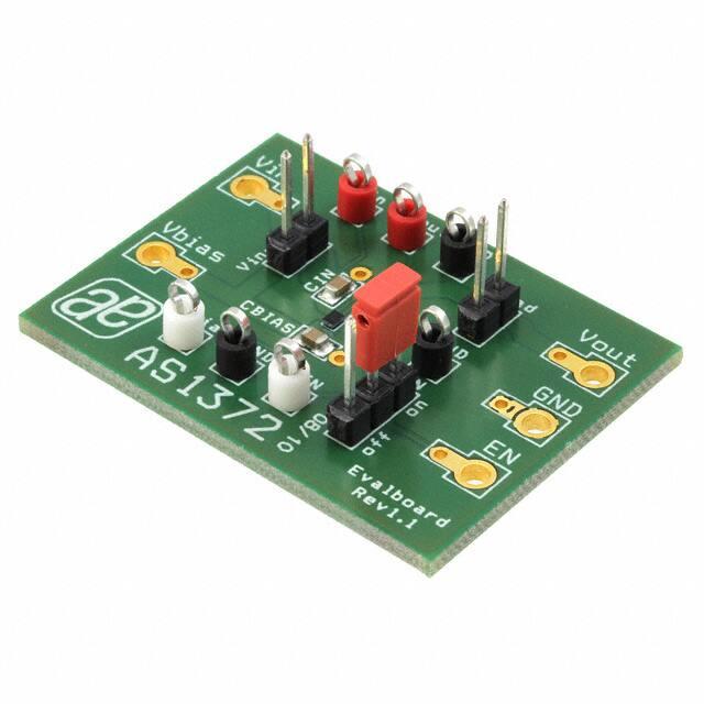 AS1372-WL-13_EK_ST_电源管理IC开发工具