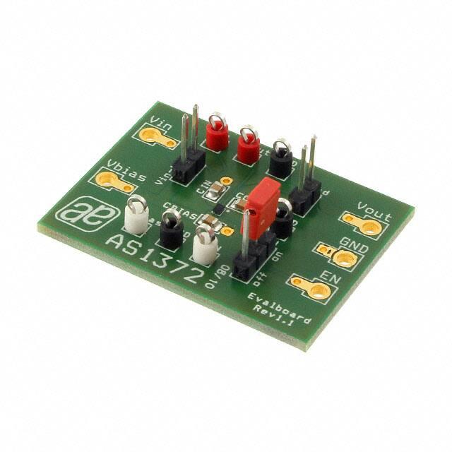AS1372-WL-15_EK_ST_电源管理IC开发工具