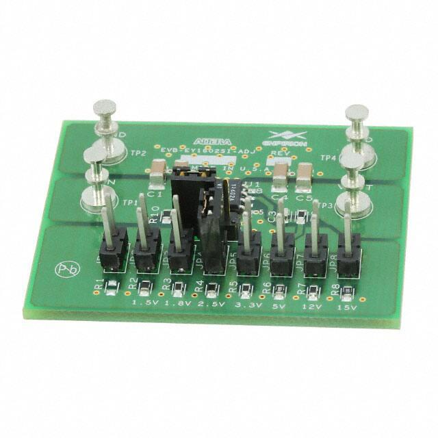 EVB-EY1602SI-ADJ_电源管理IC开发工具