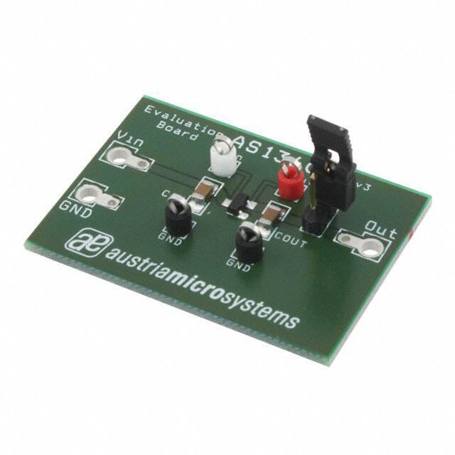 AS1360-33_EK_ST_电源管理IC开发工具