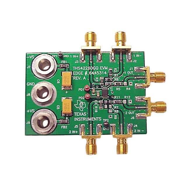 THS4226EVM_模拟与数字IC开发工具