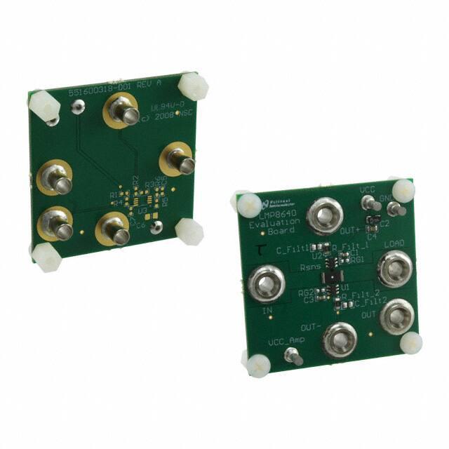 LMP8640HV-TEVAL/NOPB_模拟与数字IC开发工具