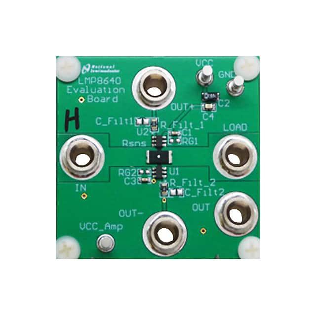 LMP8640HV-HEVAL/NOPB_模拟与数字IC开发工具