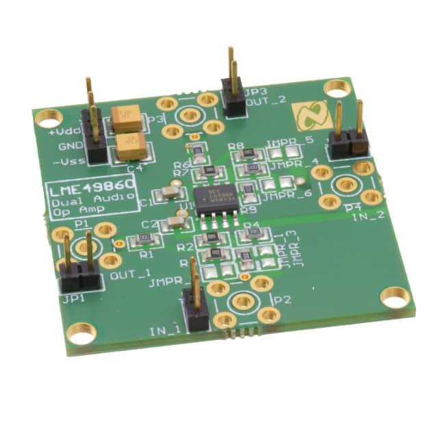 LME49860MABD_模拟与数字IC开发工具