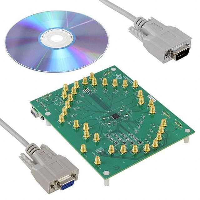VCA8500BOARD_模拟与数字IC开发工具