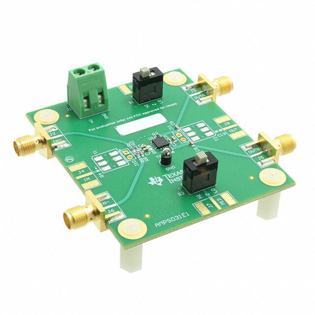 THS6301RSAEVM_模拟与数字IC开发工具