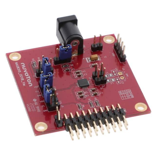 NL-NAU8315_开发板