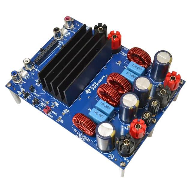 TPA3255EVM_音频IC开发工具
