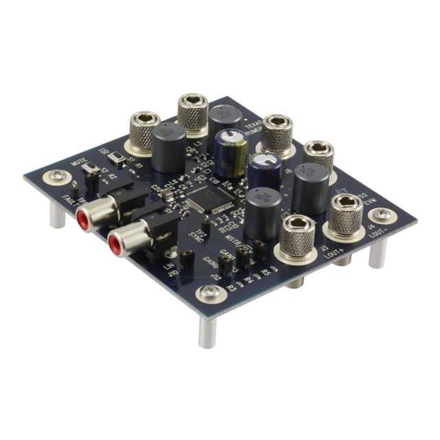 TPA3107D2EVM_音频IC开发工具