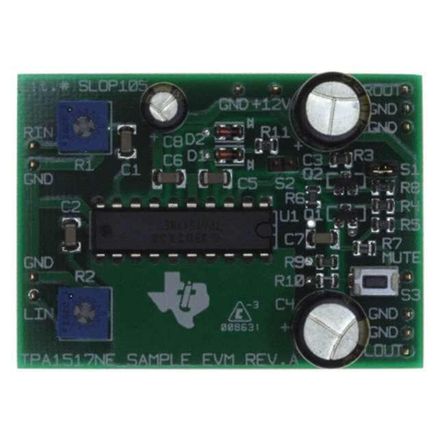 TPA1517NEEVM_音频IC开发工具