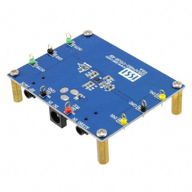 IS31AP4912-UTLS2-EB_音频IC开发工具