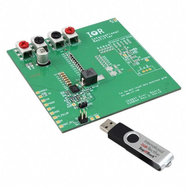 IRDC3847_电源管理IC