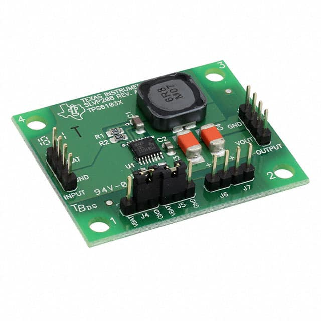TPS61032EVM-208_电源管理IC