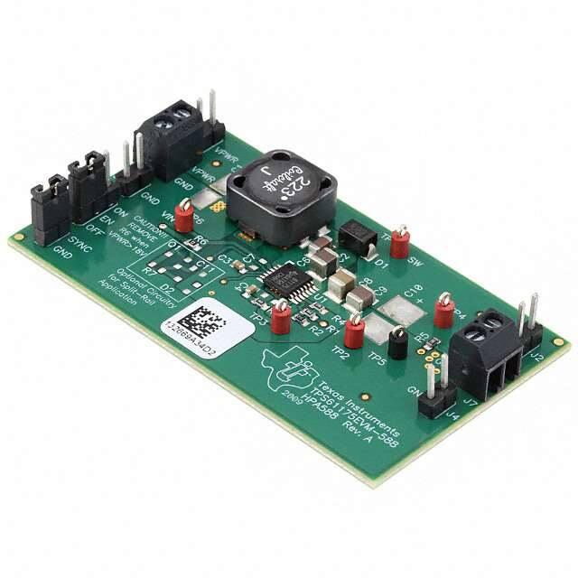 TPS61175EVM-588_电源管理IC