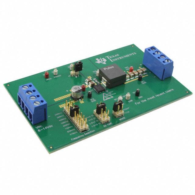 TPS53355EVM-743_电源管理IC