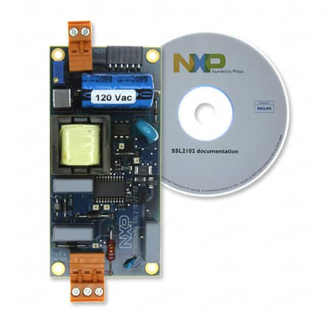 SSL2102T/DB/FLYB120V,598_LED照明开发工具