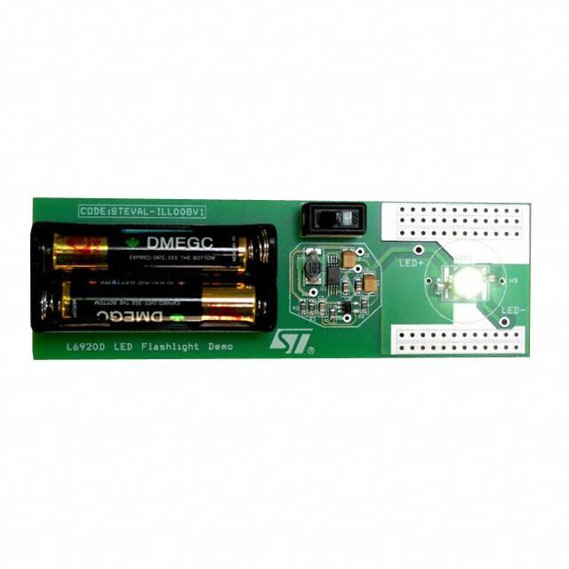 STEVAL-ILL008V1_LED照明开发工具