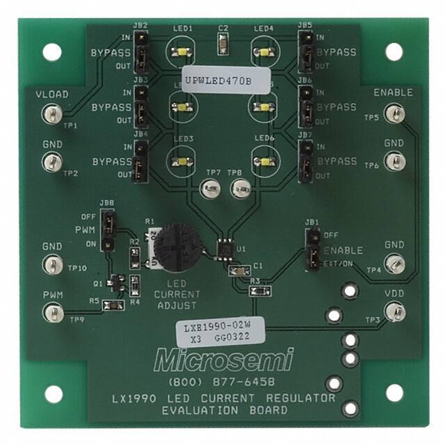 LX1990-02 EVAL_LED照明开发工具
