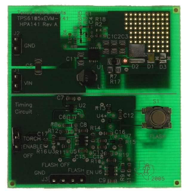 TPS61059EVM-141_LED照明开发工具