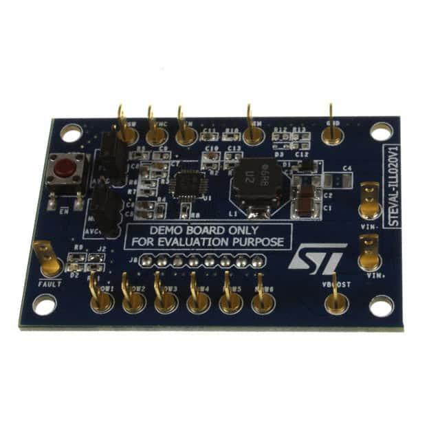 STEVAL-ILL020V1_LED照明开发工具