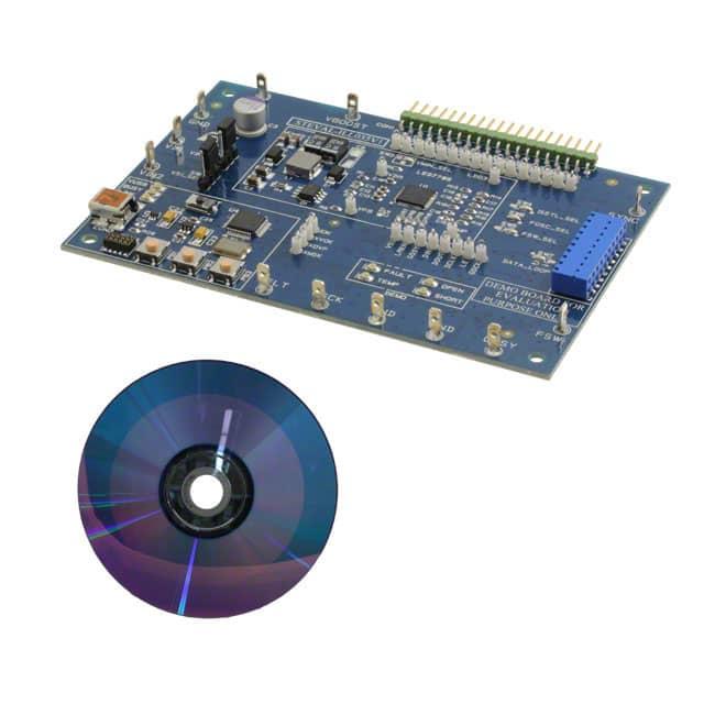 STEVAL-ILL035V1_LED照明开发工具
