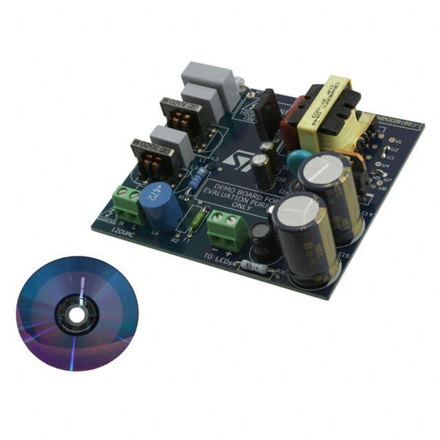 STEVAL-ILL016V2_LED照明开发工具