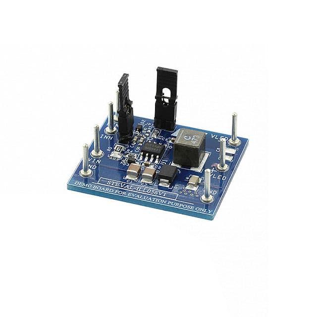 STEVAL-ILL056V1_LED照明开发工具