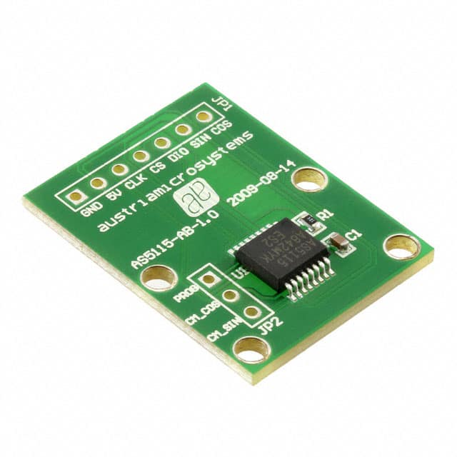 AS5115-SS_EK_AB_传感器开发工具