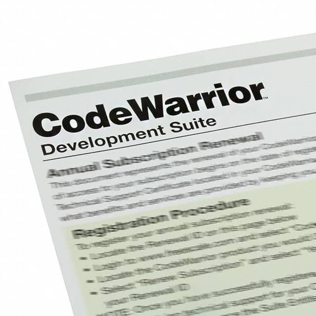 CWA-BASIC-R_软件开发工具