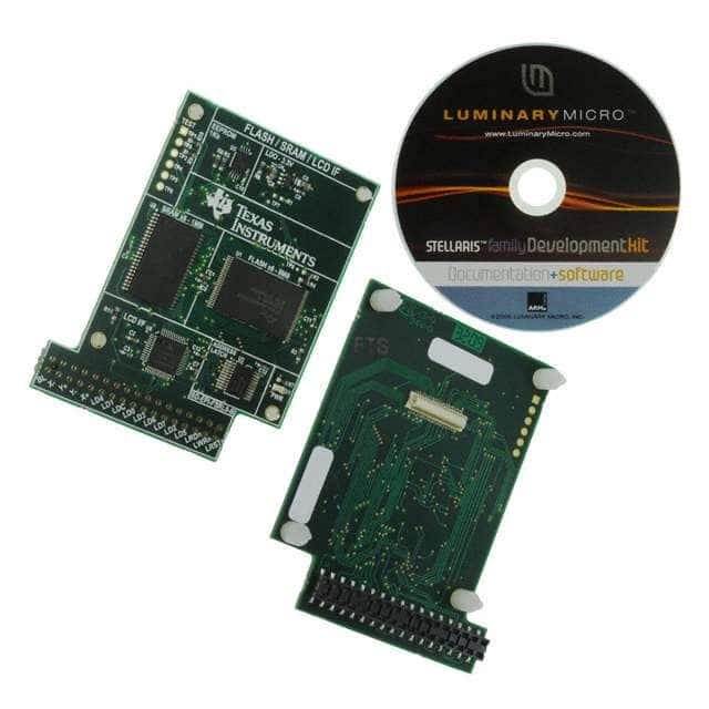 DK-LM3S9B96-FS8_配件