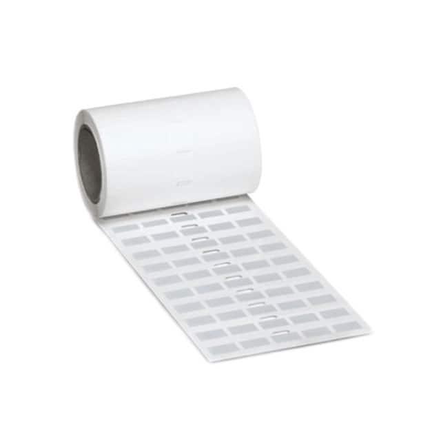 0830614_标签贴纸贴标空白