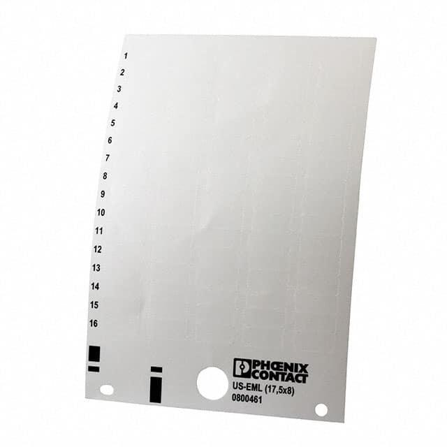 0800461_标签贴纸贴标空白